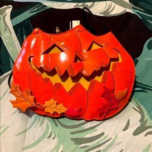 Halloween Classic Pumpkin Light Decor
